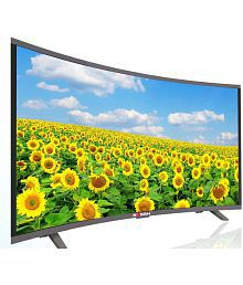 HPL CURVE-4051D 98 cm ( 39 ) HD Ready (HDR) Curved LED Television
