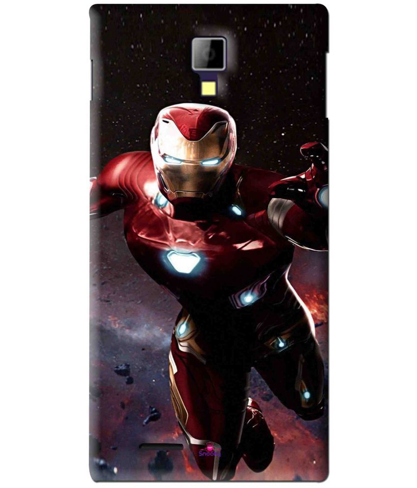Micromax Canvas Xpress A99 3D Back Covers By Snooky