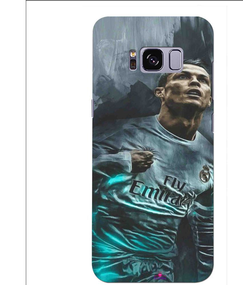 Samsung Galaxy S8 Plus 3D Back Covers By Snooky