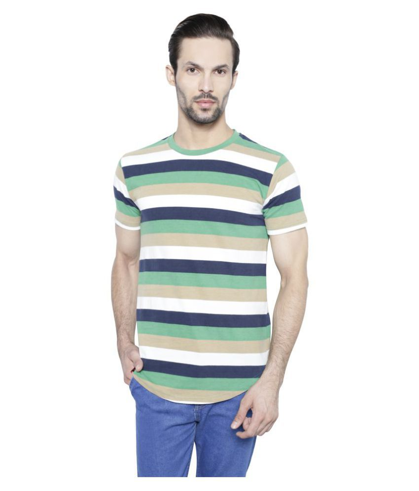 My Styles Multi Round T-Shirt