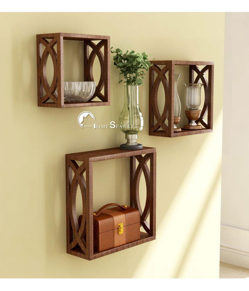 Home Sparkle Floating Shelf/ Wall Shelf / Book Shelf / Storage Shelf ...