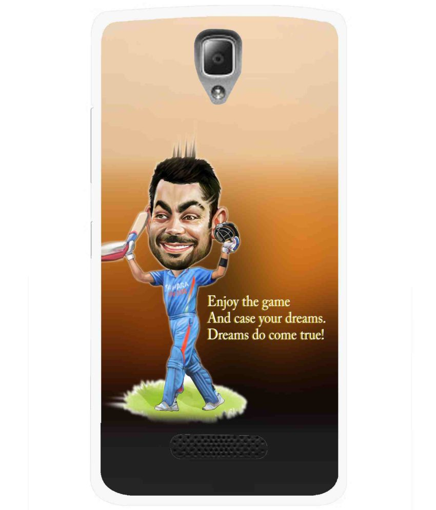 Lenovo A2010 Printed Cover By Snooky