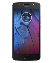 Motorola Moto G5S ( 4GB) Lunar Grey 32GB