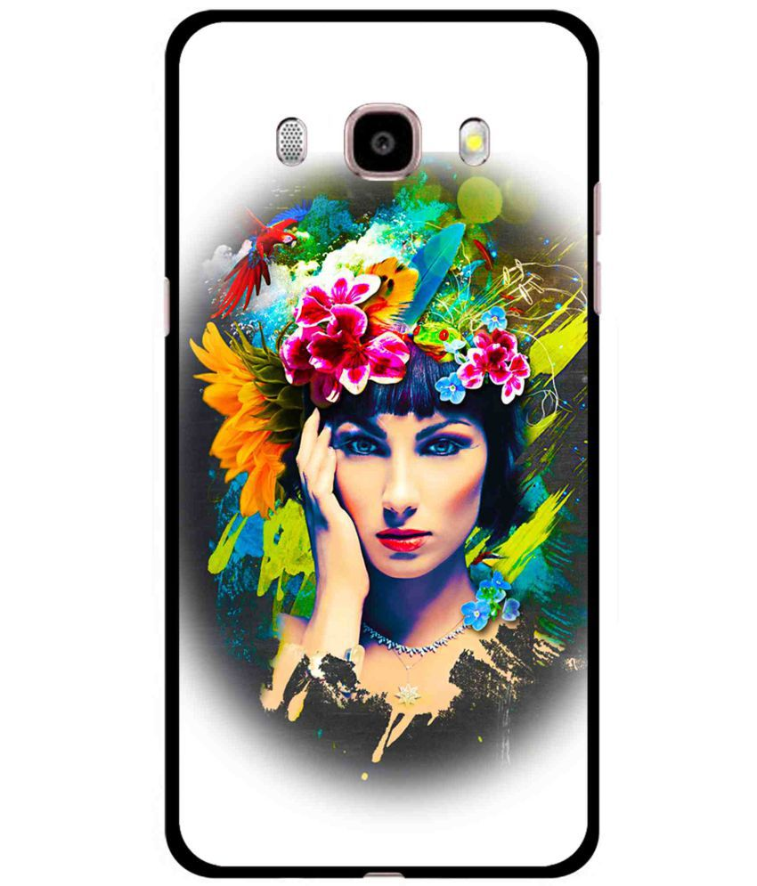 Samsung Galaxy J5 (2016) Printed Cover By Snooky