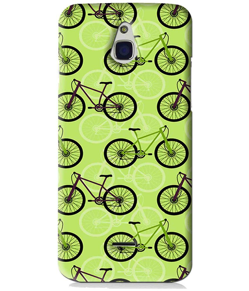 Infocus M2 Printed Cover By Snooky