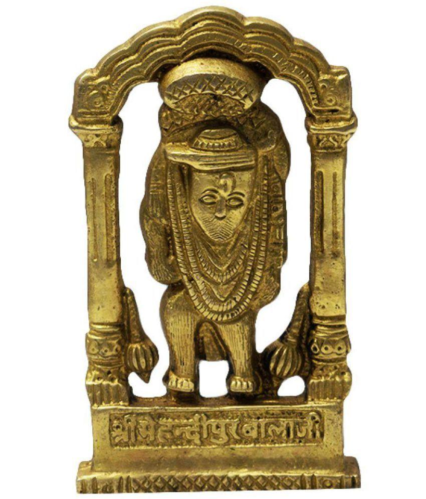 JY Balaji Brass Idol
