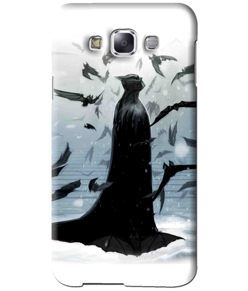 Samsung Galaxy E7 Printed Cover By Snooky