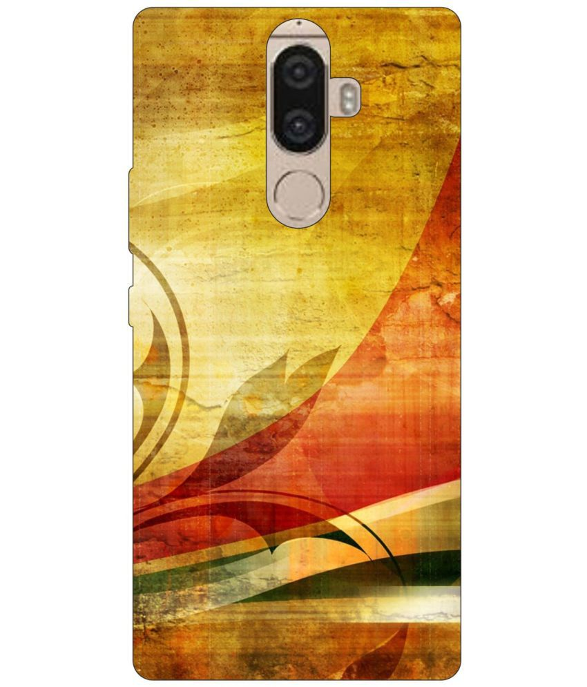 Lenovo K8 Note Printed Cover By Go Hooked