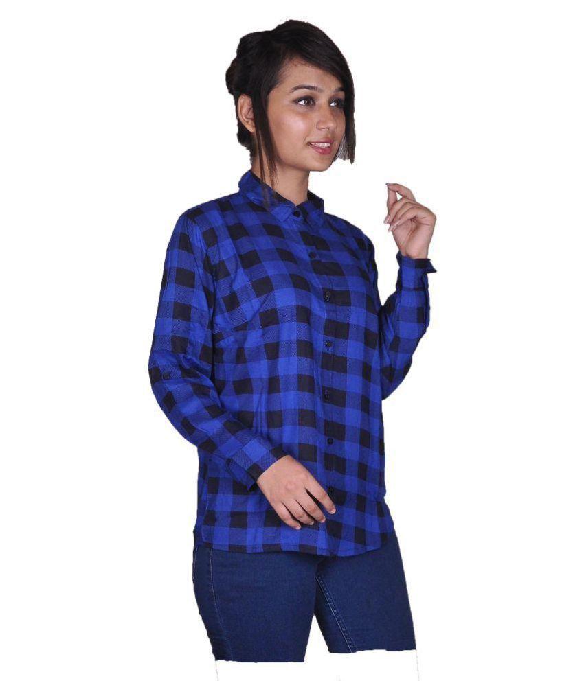 BBLAZE Women's Printed Shirt