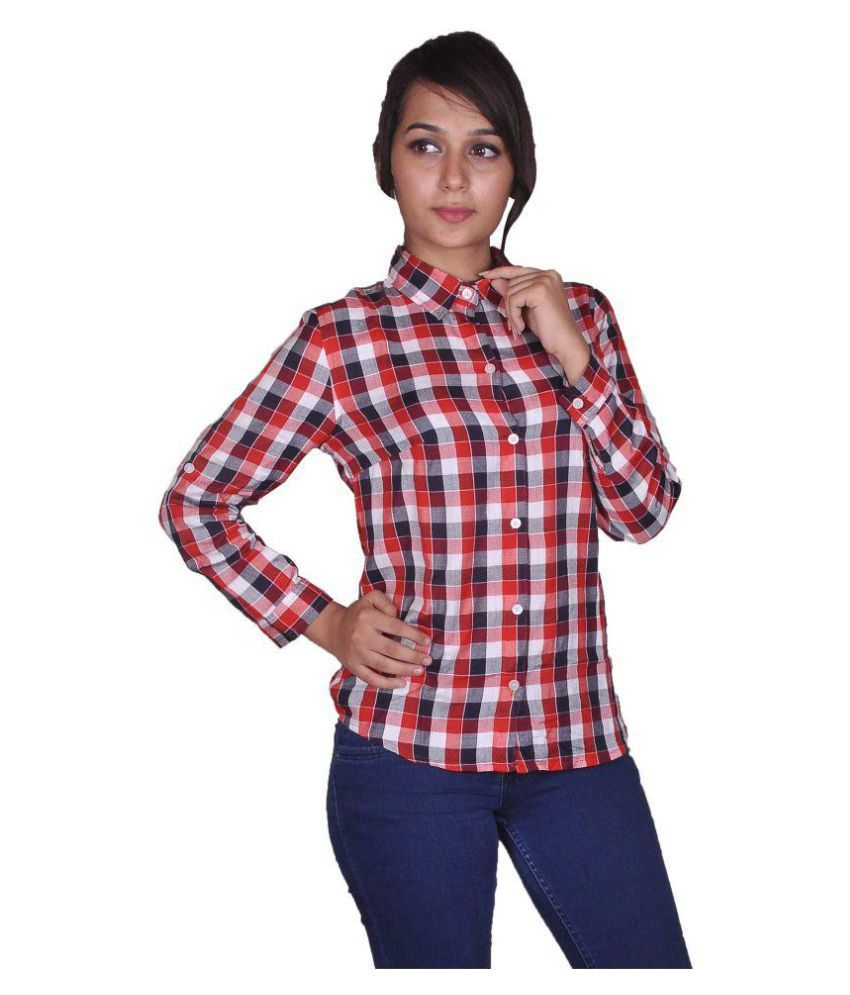 BBLAZE Women's Printed Shirt