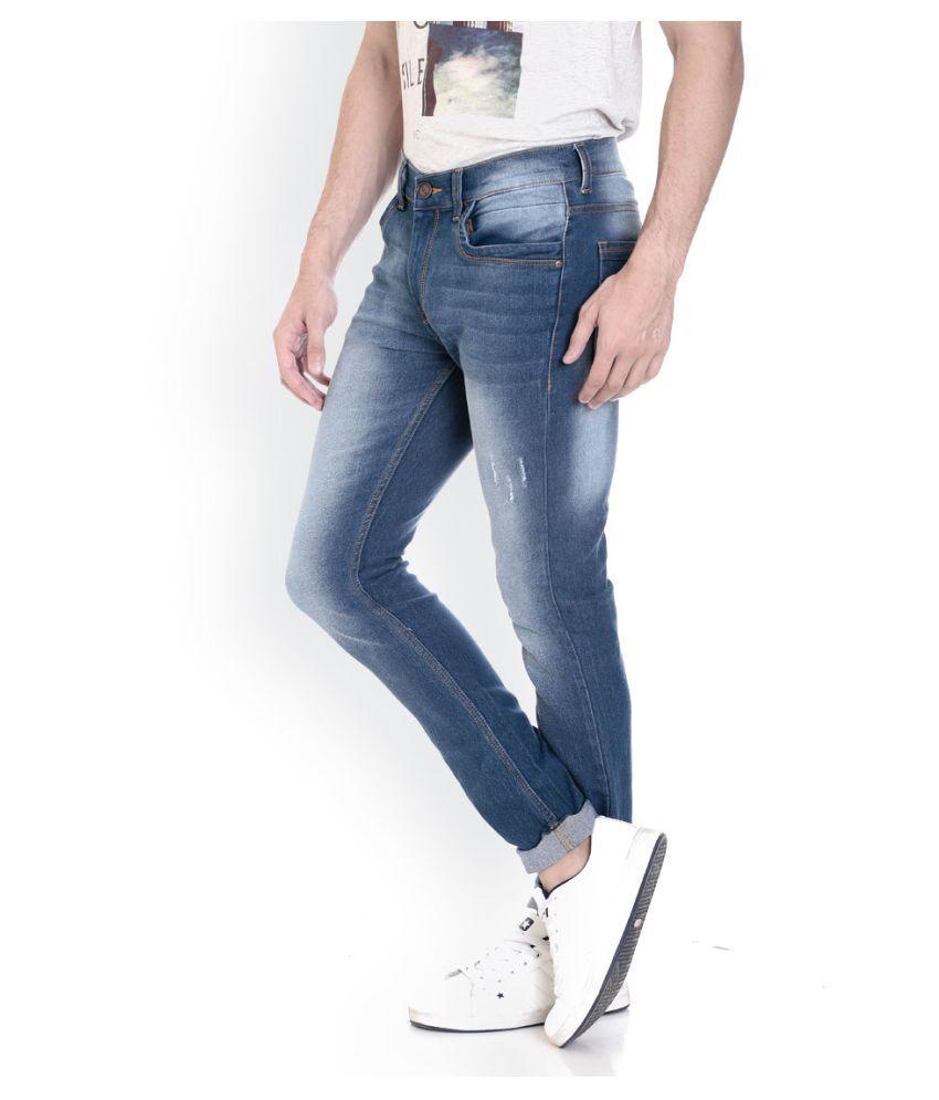 VUDU Blue Skinny Jeans