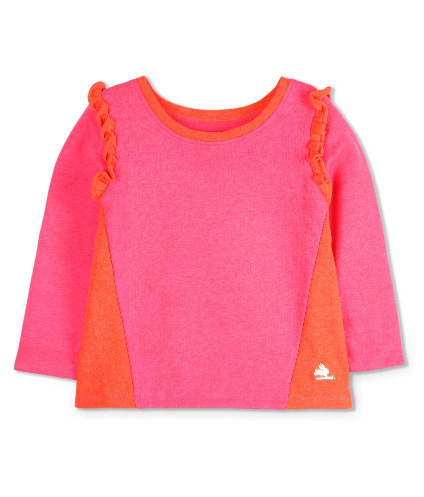 Cherry Crumble Angular Panel Sweatshirt