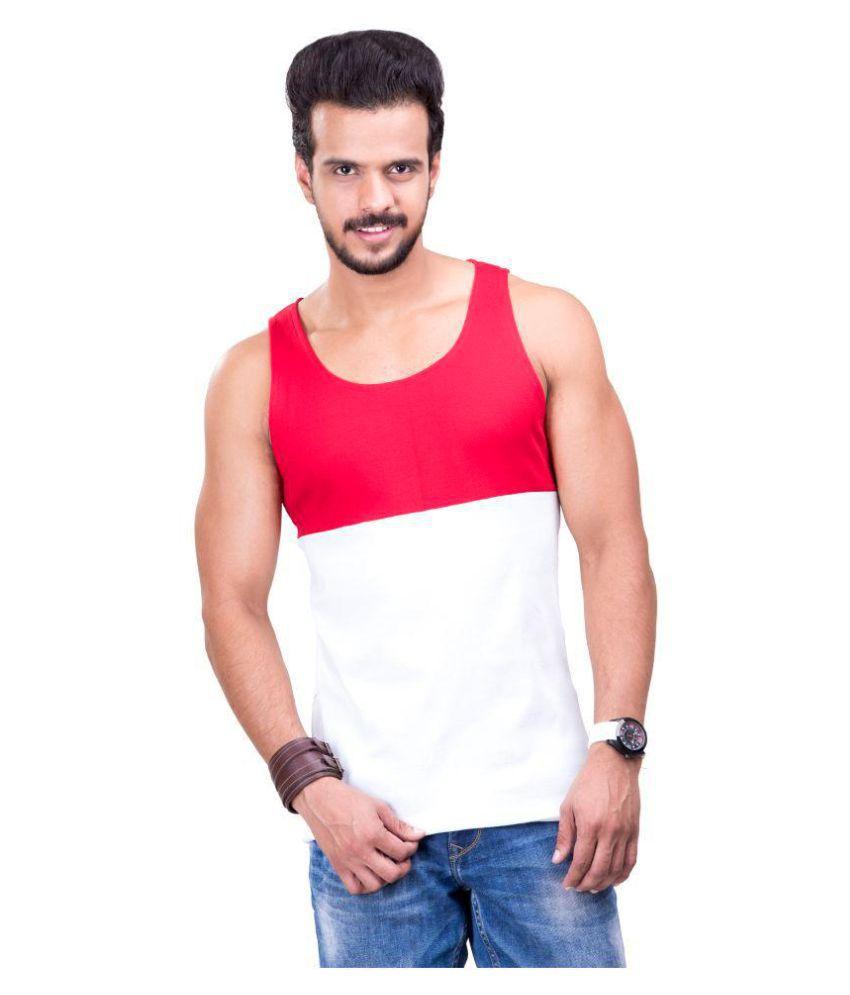 Sadda Haq Red Round T-Shirt