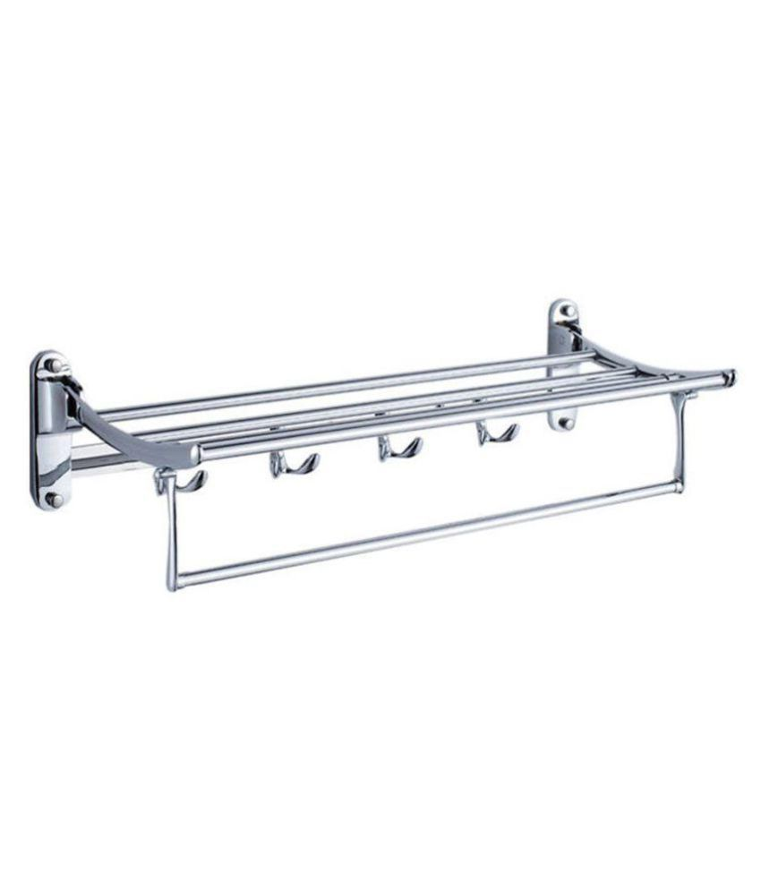 buy fortune folding towel rack stainless steel towel rack online  - fortune folding towel rack stainless steel towel rack