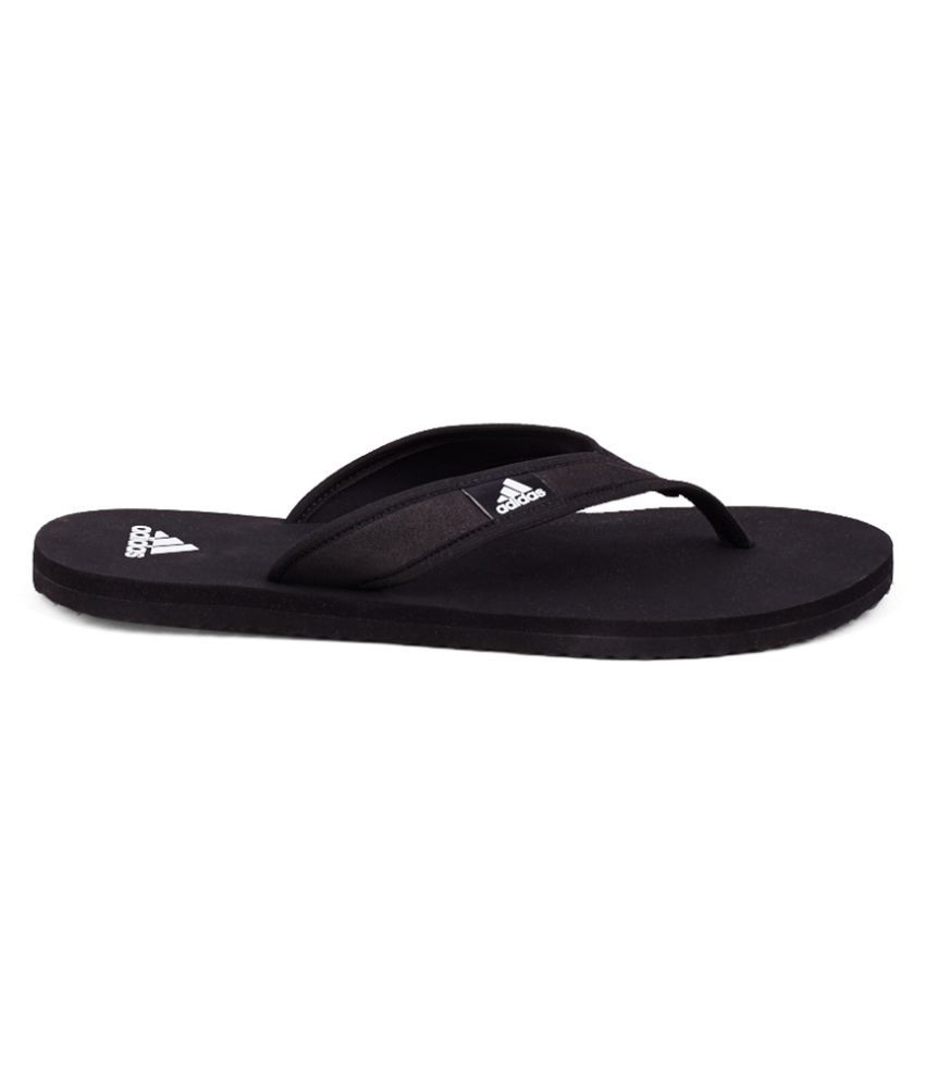 80a7e31d1ac1 Adidas Black Flip Flops Price in India- Buy Adidas Black Flip Flops ...