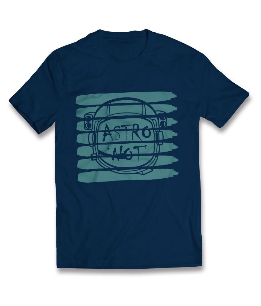 Harpy Navy Round T-Shirt