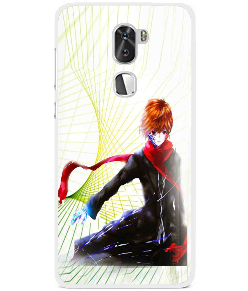 Coolpad Cool 1 Printed Cover By Snooky