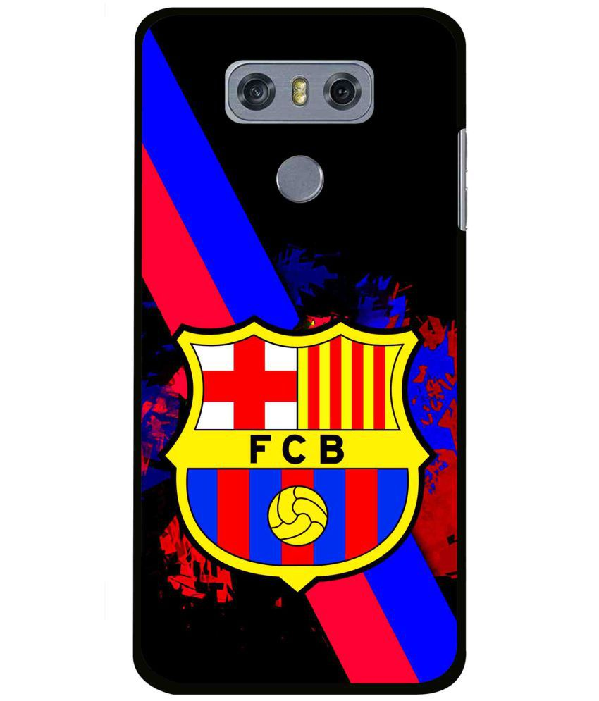 LG G6 Printed Cover By Snooky