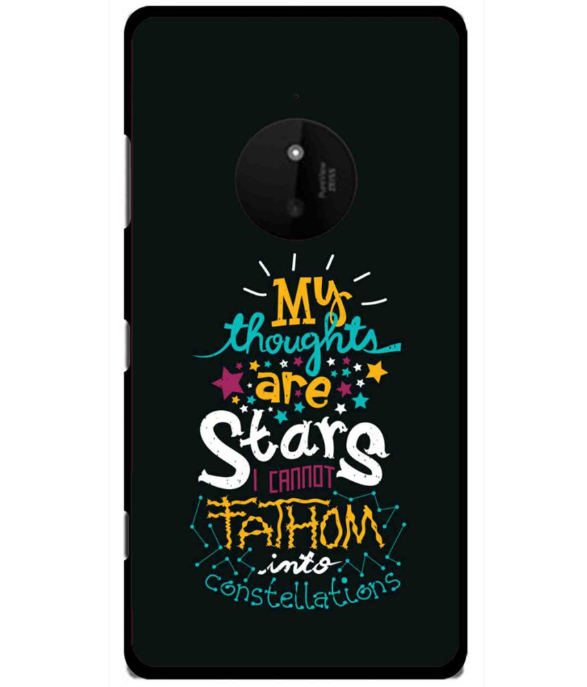 Microsoft Lumia 830 Printed Cover By Snooky