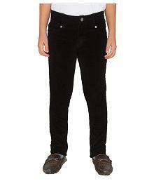 OVO Boys Black Corduroy Pants