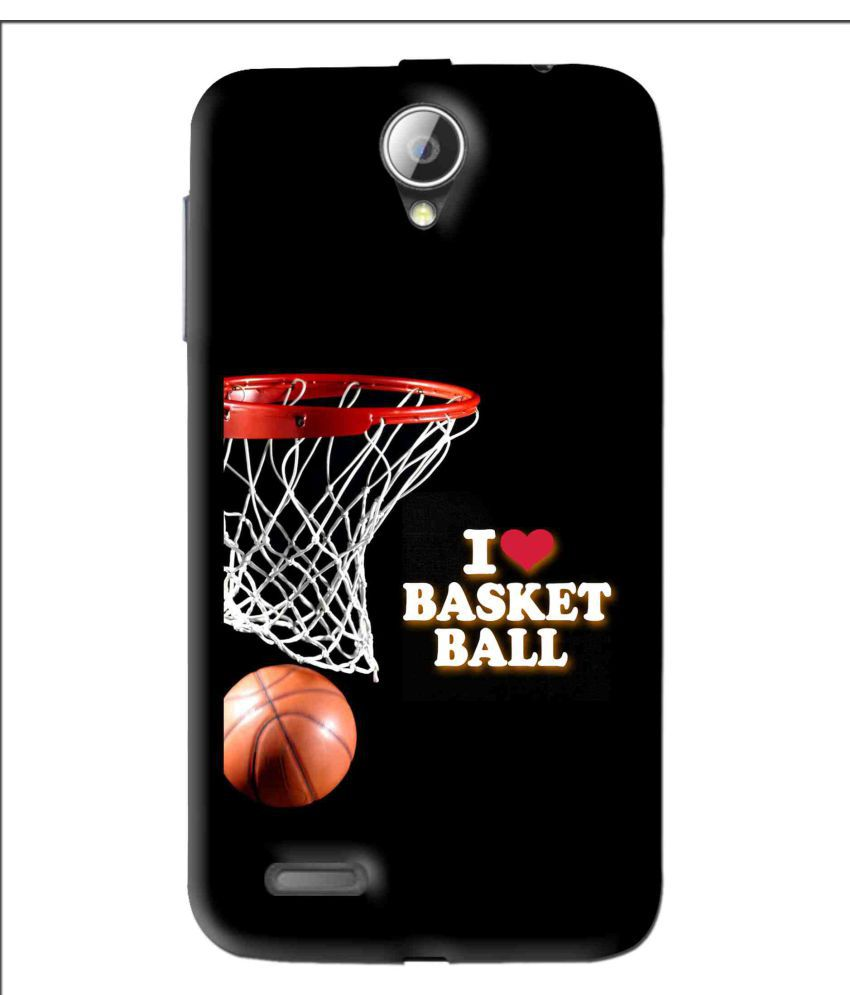Lenovo A850 Printed Cover By Snooky