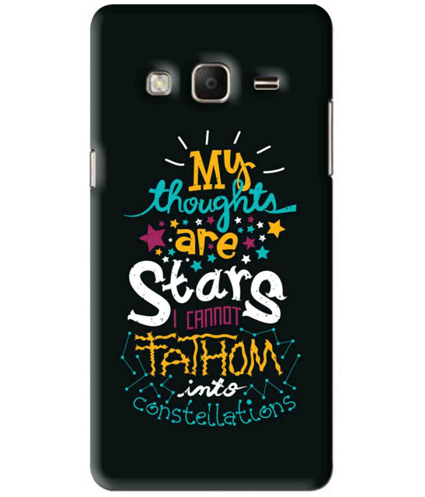 Samsung Tizen Z3 Printed Cover By Snooky