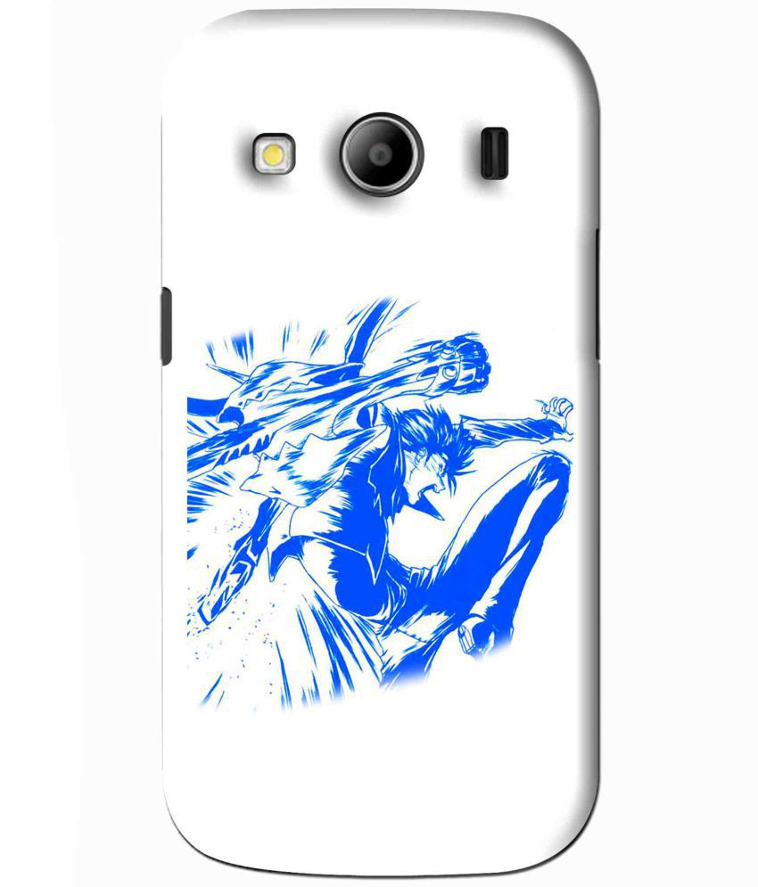 Samsung Galaxy Ace 4 Printed Cover By Snooky - Printed Back
