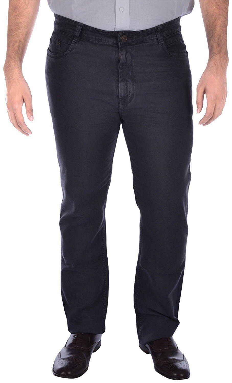 Asaba Grey Straight Jeans