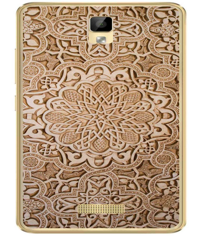 Gionee P7 Max Printed Cover By Snooky