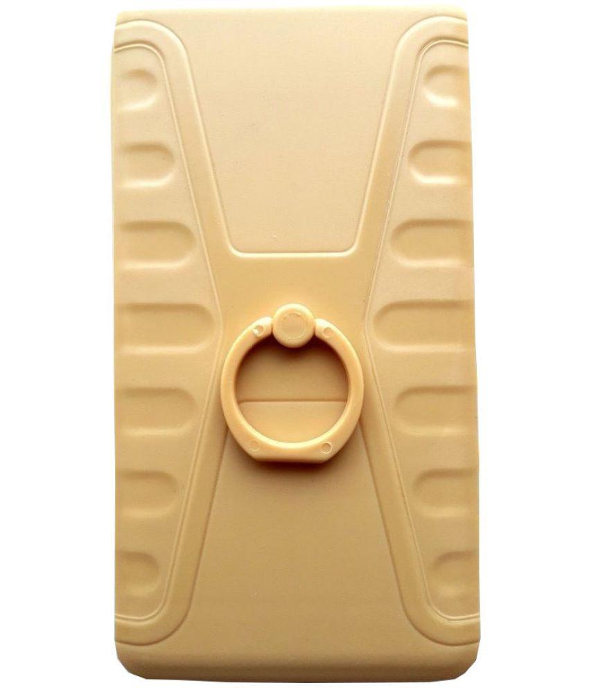 Intex Aqua Power 2 Plain Cases Aravstore - Golden