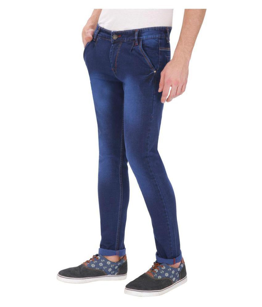 gradely Blue Slim Jeans