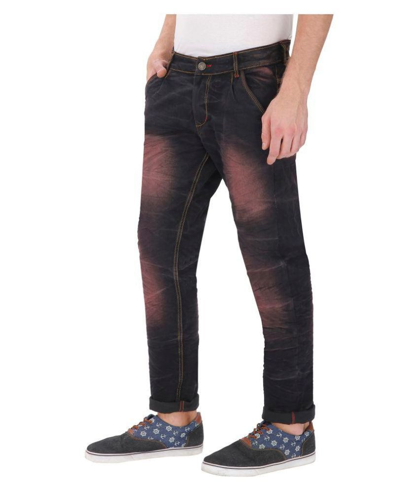 gradely Brown Slim Jeans