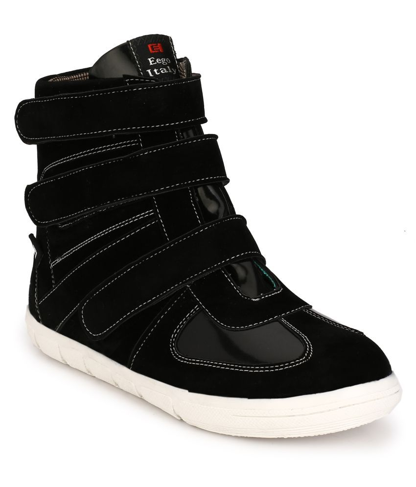 Eego Italy Black Casual Boot