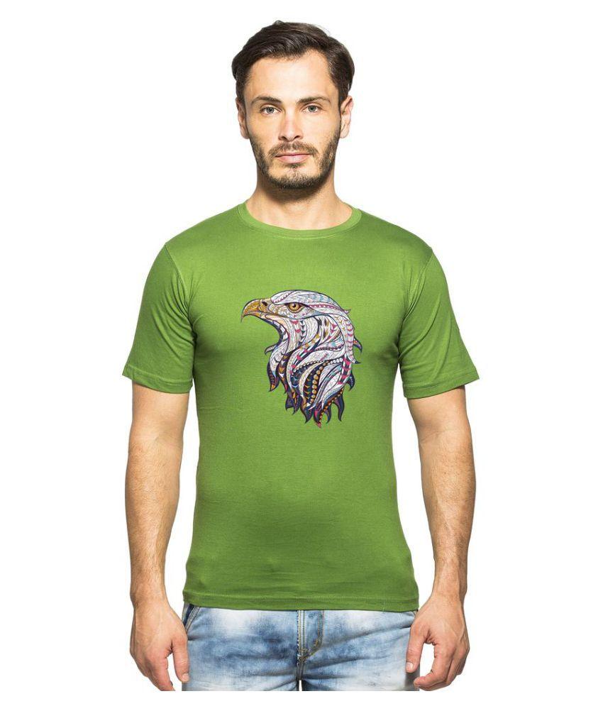 clifton Green Round T-Shirt
