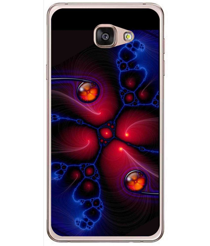 Samsung Galaxy A7 2016 Printed Cover By Snooky