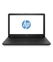 HP 15Q-BU005TU Laptop (Intel Pentium- 4GB RAM- 1TB HDD- 39.62cm (15.6)- DOS) (Black)