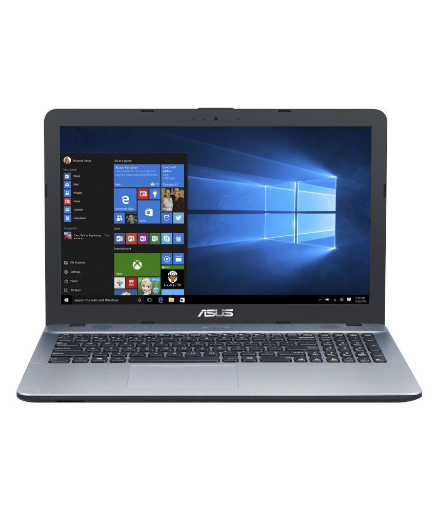 Asus X Series X541UA-GO840D Notebook Core i3 (6th Generation) 4 GB 39.62cm(15.6) DOS Not Applicable Black
