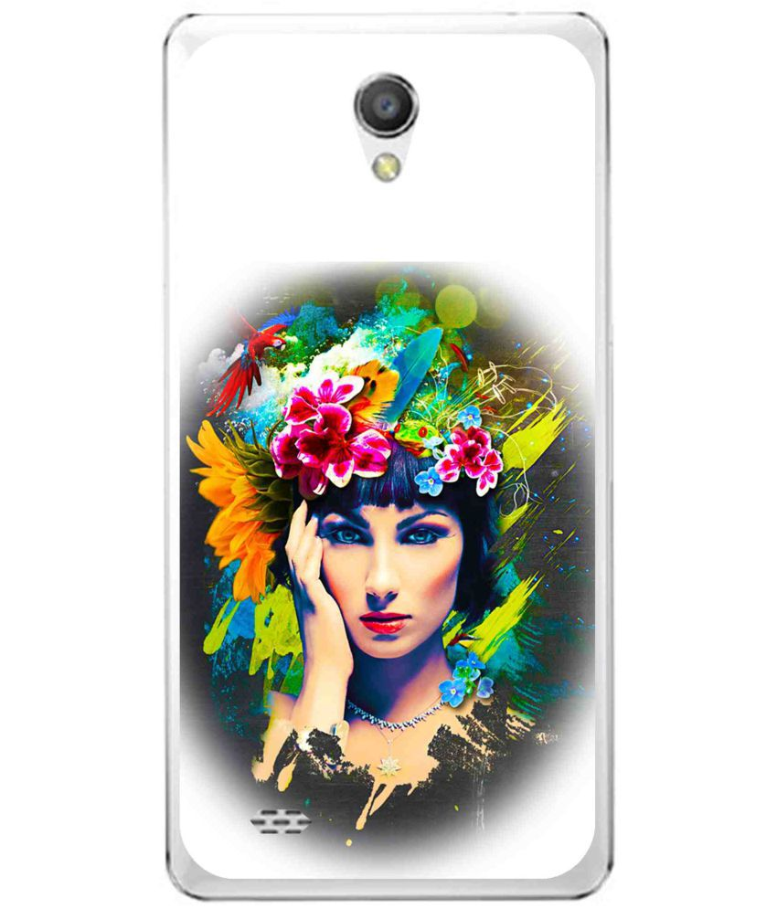 Oppo Joy 3 Printed Cover By Snooky