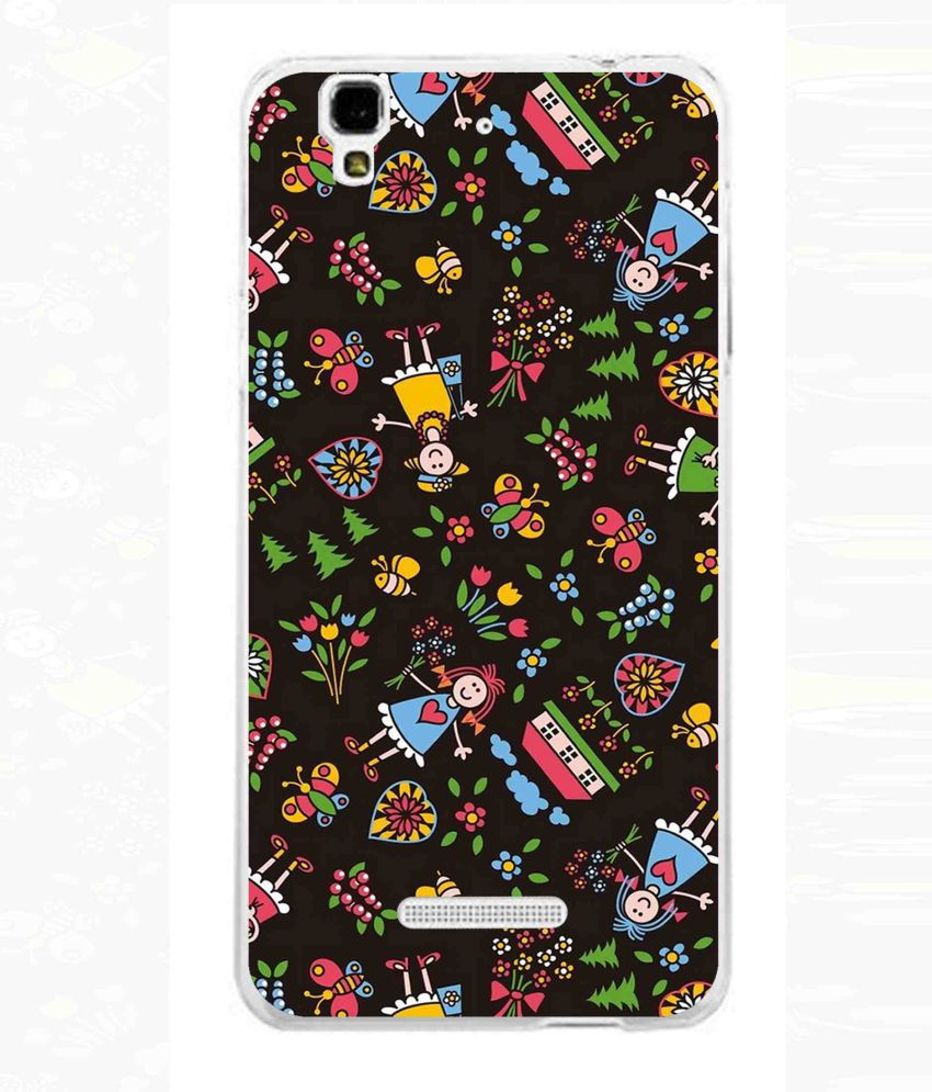 Coolpad Dazen F2 Printed Cover By Snooky