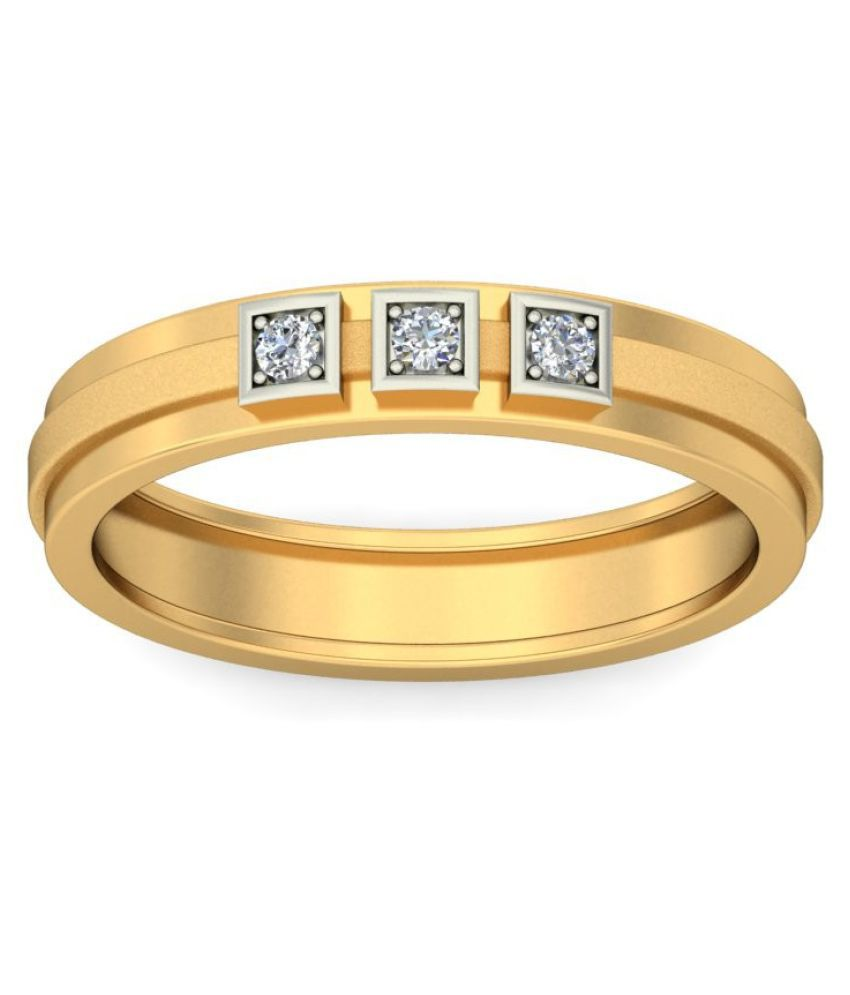 jewelsnext 18k Yellow Gold Ring