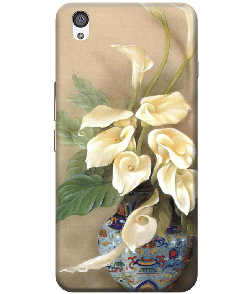 One Plus X 3D Back Covers By Wow