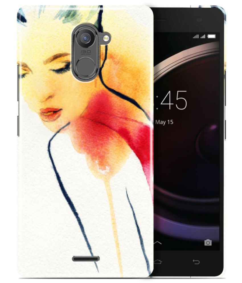 Infinix Hot 4 Pro Printed Cover By Knotyy
