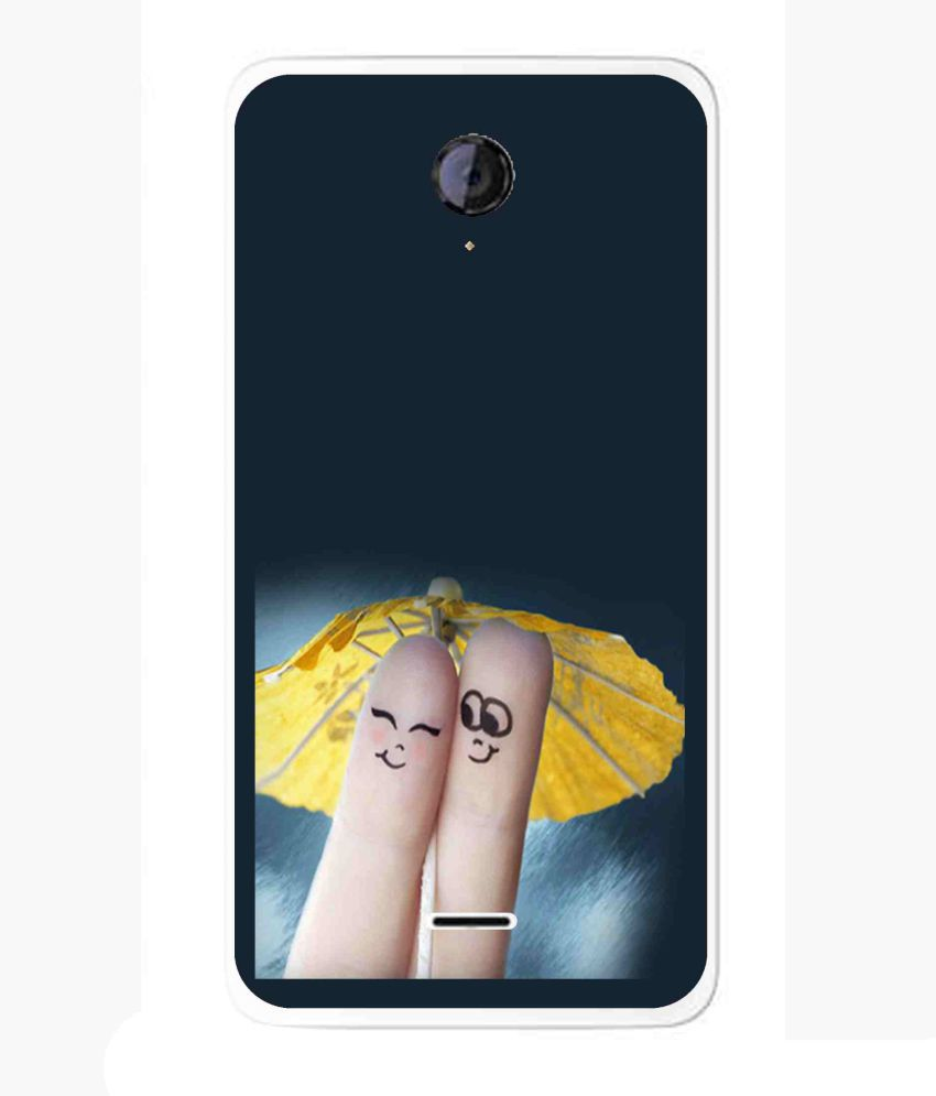 Micromax Canvas Unite 2 Printed Cover By Snooky