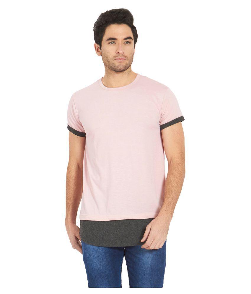 Deezeno Peach Round T-Shirt