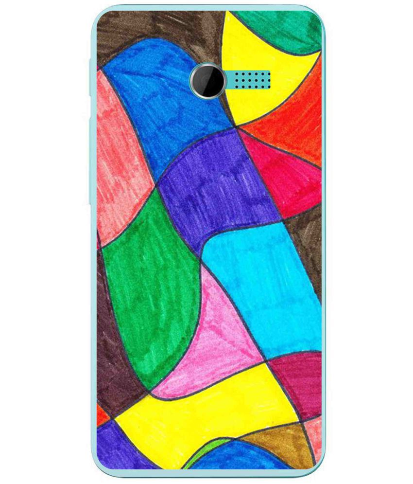 Asus Zenfone 4 Printed Cover By Snooky