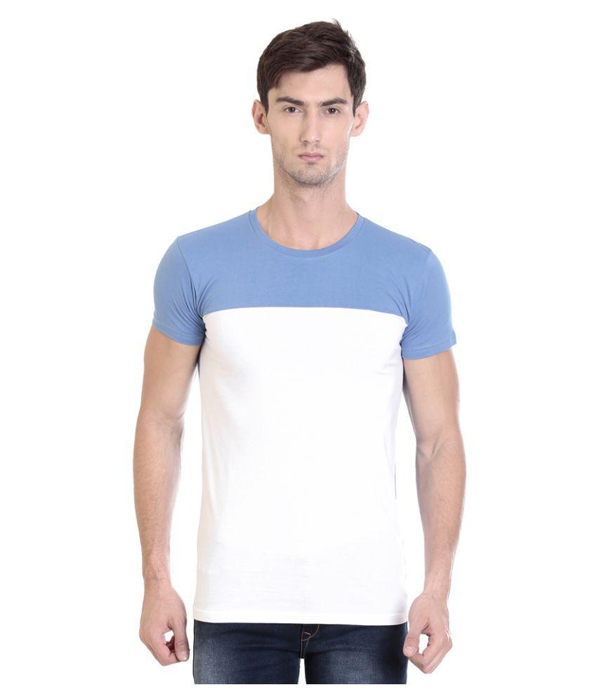 ROCX Blue Round T-Shirt