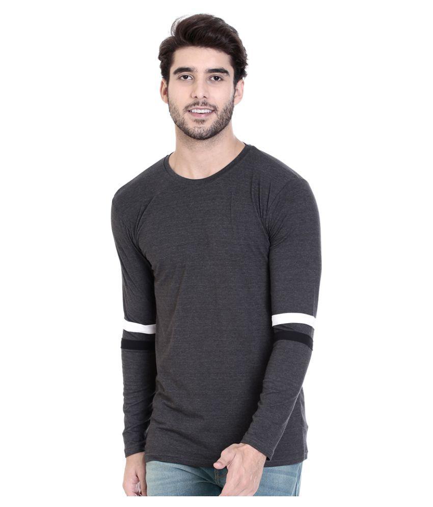 ROCX Grey Round T-Shirt