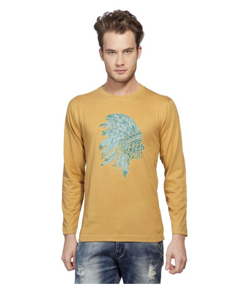 clifton Brown Round T-Shirt