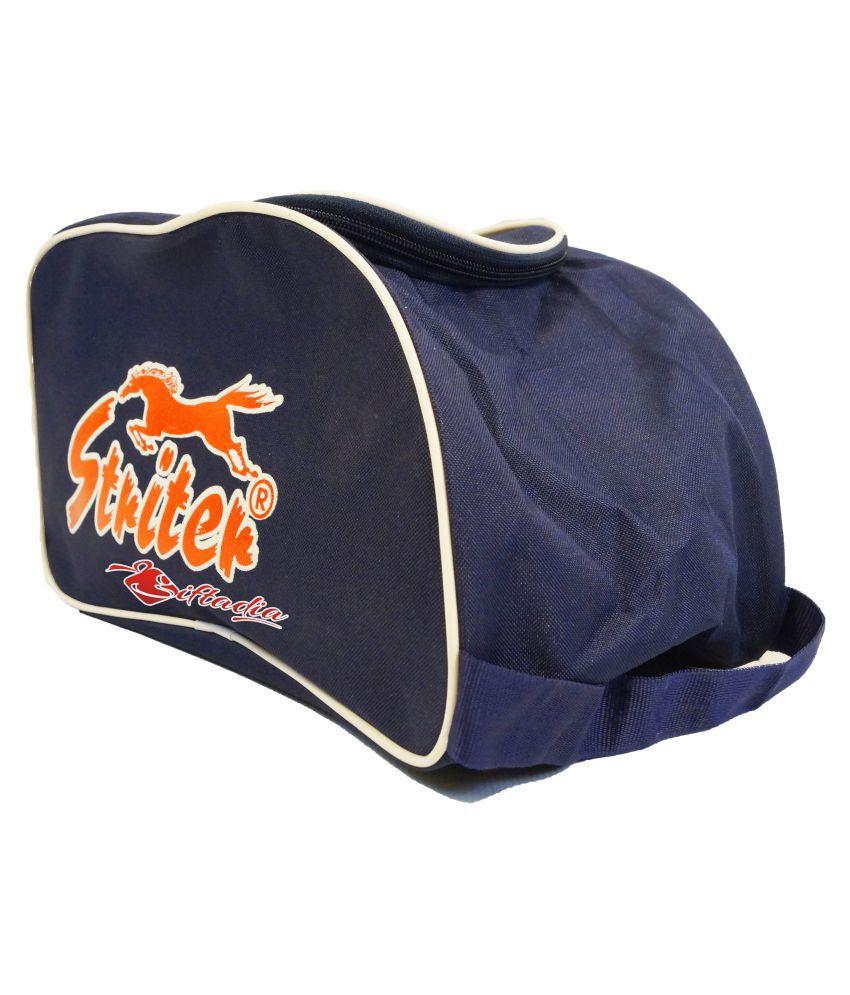 9a55b53ff Giftadia Heavy Duty Canvas Skating Kit Bag - Blue: Buy Online at ...