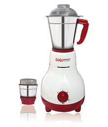 DIGI SMART KITCHENMATE 2 JAR 600 WATT MIXER GRINDER